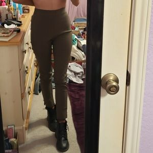 Who What Wear High-Rise Skinny Ankle Pants